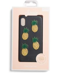 Tj Maxx - Pineapple Leather Phone Case For Iphone X - Lyst
