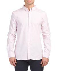 Tj Maxx - Summer Soft Oxford Shirt - Lyst