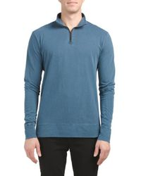 Tj Maxx - Chad Sueded Jersey Top - Lyst