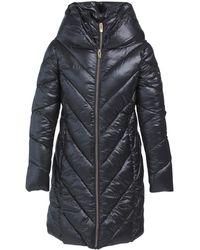 Tj Maxx Women's Faux Down Puffer Coat - Black