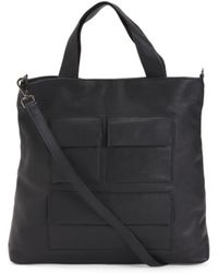 Tj Maxx - Belize Leather Tote - Lyst