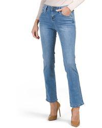 Tj Maxx No Gap Straight Leg Jeans - Blue