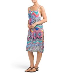 Tj Maxx - Made In Colombia Havana Cover-up - Lyst