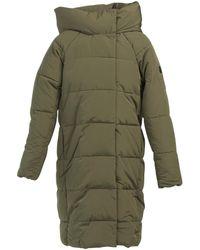 Tj Maxx Women's Oversize Hood Relax Puffer Coat - Green