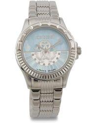 44e5ba90bdf8 Tj Maxx - Women s Swiss Made Sophisticated Logo Bracelet Watch - Lyst