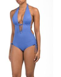 Tj Maxx - Made In Usa Brena One-piece Swimsuit - Lyst