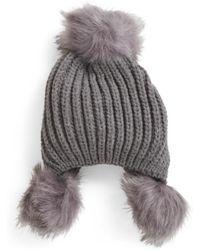 Tj Maxx - Slouchy Ribbed Hat - Lyst