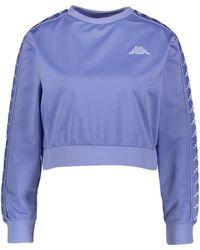TK Maxx Cropped Sweatshirt - Blue