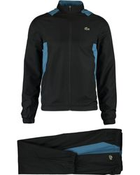 TK Maxx Black & Panelled Two Piece Tracksuit - Blue