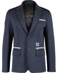 TK Maxx Zipped Pocket Blazer - Blue