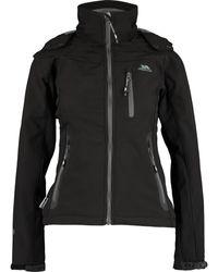 TK Maxx Black Softshell Jacket