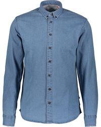 TK Maxx Denim Shirt - Blue