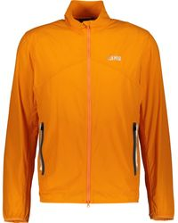 TK Maxx Orange Track Jacket - Metallic