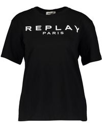 TK Maxx Logo T Shirt - Black