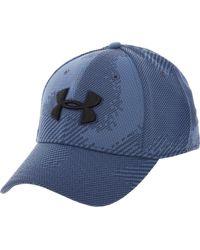 TK Maxx Embroidered Logo Cap - Blue