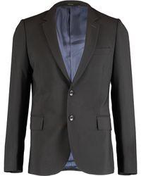 TK Maxx Wool Blazer - Black