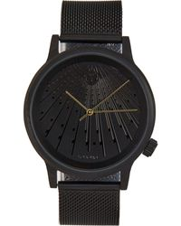 TK Maxx Radiate Analogue Watch - Black