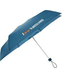 TK Maxx Petrol Logo Umbrella - Blue