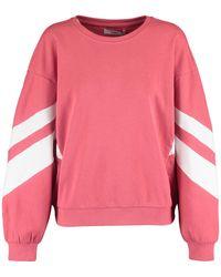 TK Maxx & White Sweatshirt - Pink