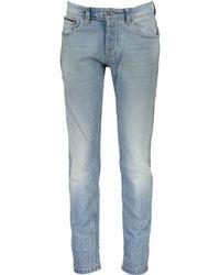TK Maxx Light Tapered Jeans - Blue