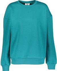TK Maxx Fleece Lined Sweatshirt - Blue