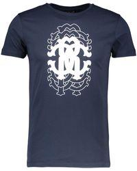 TK Maxx Logo T Shirt - Blue