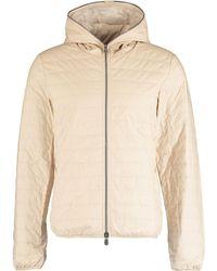 TK Maxx Sand Hooded Coat - Natural
