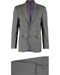 TK Maxx Woven Two Piece Suit - Grey