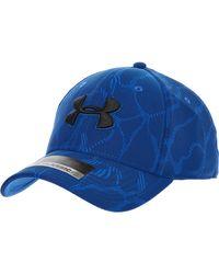 TK Maxx Logo Printed Cap - Blue