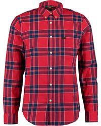 TK Maxx Check Shirt - Red