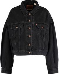 TK Maxx Denim Jacket - Black