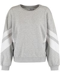 TK Maxx & White Sweatshirt - Grey