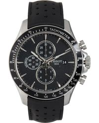 TK Maxx V8 Automatic Chronograph Watch - Black