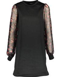 TK Maxx - Floral Sleeve Jumper Dress - Lyst