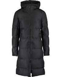 TK Maxx Padded Parker Coat - Black
