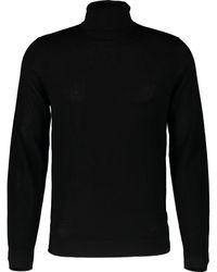 TK Maxx Wool Roll Neck Jumper - Black