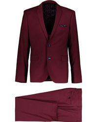 TK Maxx Three Piece Suit - Red