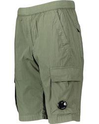 TK Maxx Bermuda Cargo Shorts - Green