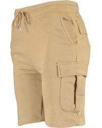 TK Maxx Sand Combat Shorts - Brown