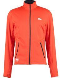 TK Maxx Roland Garros Tracksuit Jacket - Red
