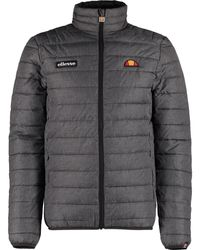 TK Maxx Dark Francesco Padded Jacket - Grey