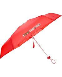 TK Maxx Branded Umbrella - Red