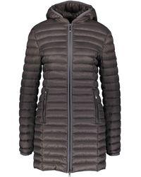TK Maxx Longline Padded Coat - Grey
