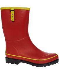 TK Maxx Wellington Boots - Red