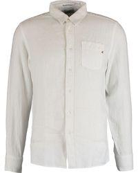 TK Maxx Linen Shirt - White