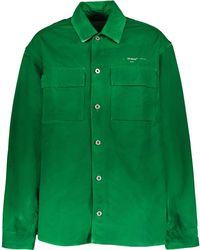 TK Maxx Arrow Denim Jacket - Green
