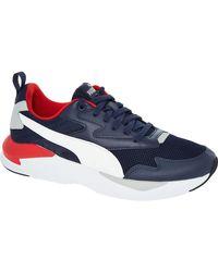 TK Maxx & Red X Rat Lite Trainers - Blue