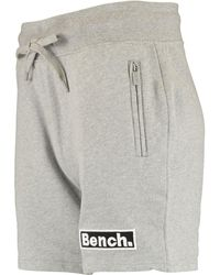 TK Maxx Marl Jersey Shorts - Grey