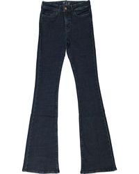 TK Maxx Indigo Bodycon Marrakesh Flared Jeans - Blue