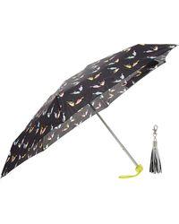 TK Maxx Umbrella & Usb Keyring - Blue
